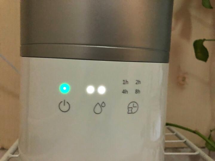 美的(Midea)加湿器 家用 办公室空气加湿器 落地加湿器 卧室 婴儿 静音加湿器 SC-3A50(可定时) 晒单图