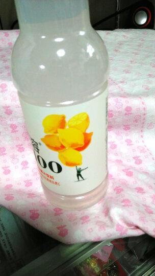 农夫山泉 水溶C100柠檬味复合果汁饮料445ml*24瓶 整箱装 晒单图