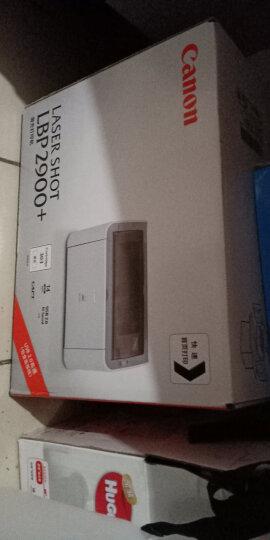 佳能(Canon)LBP 6018L A4幅面黑白激光打印机(打印) 晒单图