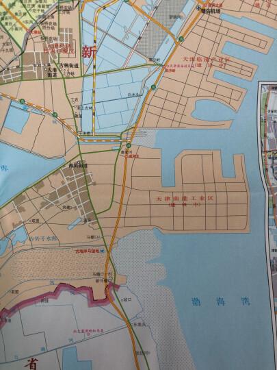 中华人民共和国分省系列地图:青海省地图(盒装折叠版) 晒单图