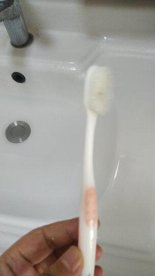 十月结晶 孕产妇月子牙刷(30支)产后一次性纱布真空包装 晒单图