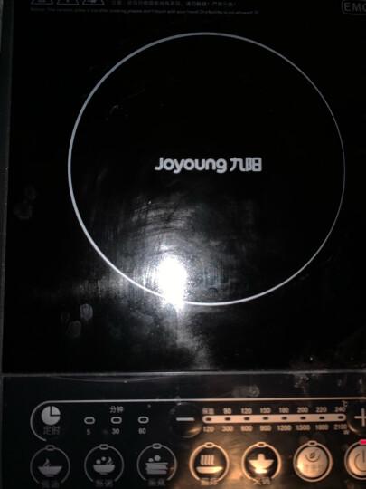 九阳(Joyoung)电磁炉 电磁灶 2200W一键爆炒 家用火锅套装 定时功能 C21-SK830-A1赠汤锅【邓伦推荐】 晒单图
