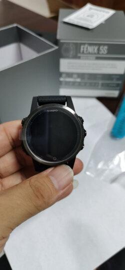 佳明(GARMIN)Fenix5S飞耐时5S中文蓝宝石玻璃镜面GPS多功能登山跑步智能运动表游泳户外腕表光学心率 晒单图