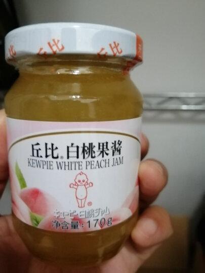 丘比(KEWPIE)杏子果酱170g 酸奶冰激凌酱 三明治水果派水果酱 晒单图
