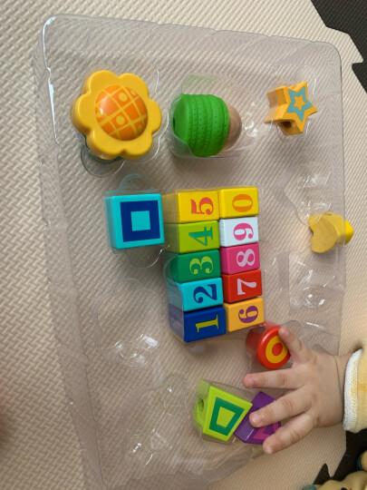 特宝儿(topbright)升级版毛毛虫串珠积木玩具儿童宝宝益智玩具男孩女孩婴儿玩具1-2-3-4岁 晒单图