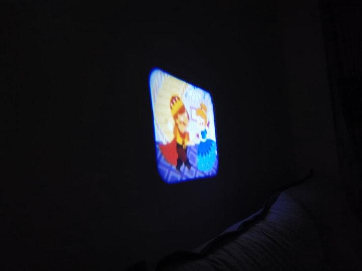 弥鹿(MiDeer)儿童玩具经典故事手电筒式投影仪宝宝照明发光玩具 晒单图