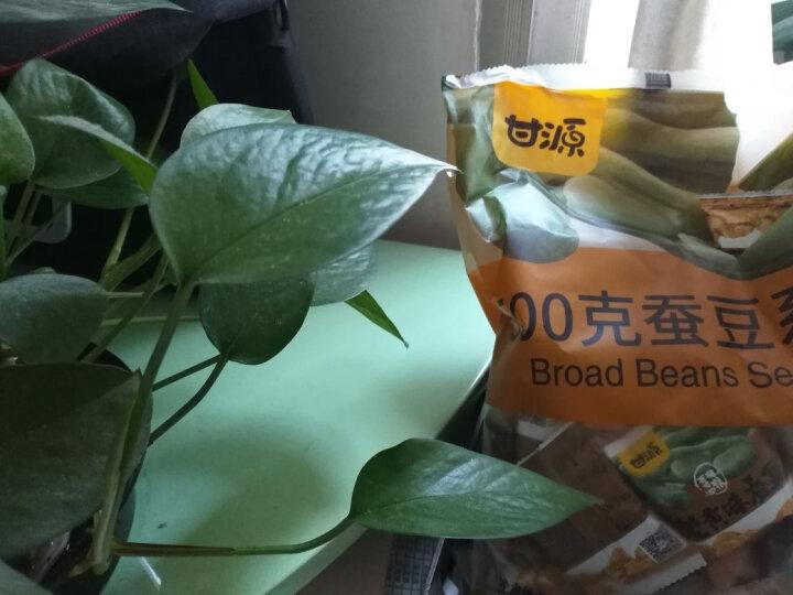 甘源 蟹黄味蚕豆瓣片 休闲零食炒货豆制品独立小包装500g1斤 五谷粗粮 蟹黄味1000g(约68袋) 晒单图