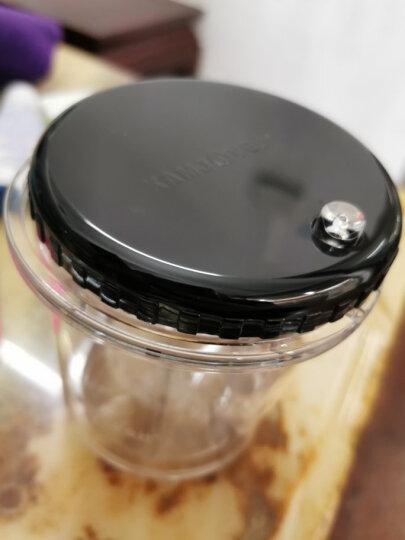 金灶(KAMJOVE) 300ML茶壶 耐热玻璃茶杯 按压式茶壶 飘逸杯 玻璃泡茶壶 花茶壶 绿茶杯 办公杯TP-140 晒单图
