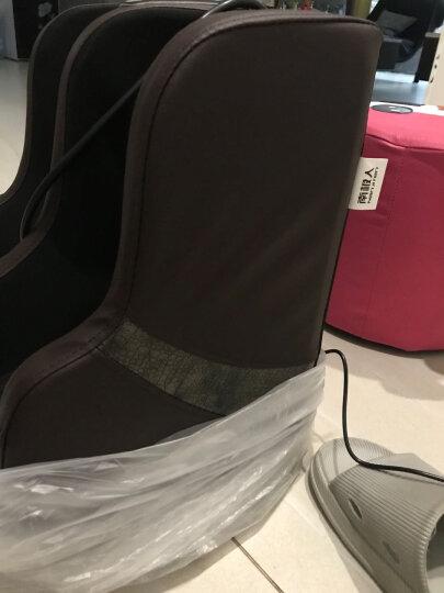 南极人(NANJIREN)颈椎按摩器 智能肩颈肩部颈部按摩枕捶护颈仪腰椎腰部垫披肩膀肩周炎脊椎脖子 NBX6F50223 商务灰 晒单图