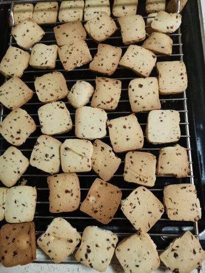 蔓越莓干烘焙原料牛轧糖饼干材料原装曼越莓烘培小红莓蔓越梅 100g 晒单图