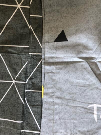 南极人NanJiren 床垫家纺 加厚多针床褥子 榻榻米双人学生垫被垫子海绵宿舍可折叠防滑 1.5米床 晒单图