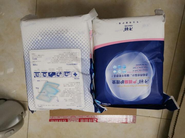 子初孕产妇护理垫产褥垫 成人老人婴儿一次性床垫隔尿垫月经垫10片*2包60*90cm 晒单图