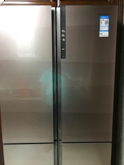 卡萨帝(Casarte) 冰箱四门干湿分储无霜变频节能多门 621升 BCD-621WDCAU1 晒单图