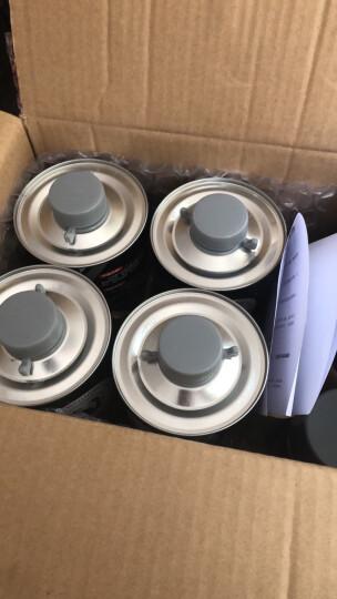 梅氏兄弟汽车底盘装甲 隔音降噪减震胶地盘保护剂防锈漆施工 非自喷型 8L套装(4瓶树脂型+排气管铝喷剂1支) 灰色 晒单图