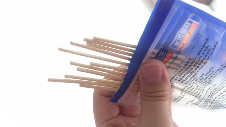 袋鼠医生 医用棉签 竹棒型 10cm*50支/袋(塑封口包装) 晒单图