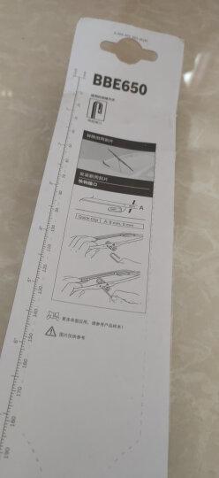 博世(BOSCH)雨刷器/雨刮器/雨刮片火翼全金属支架有骨U型14英寸一支装(具体车型咨询在线客服) 晒单图