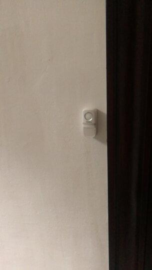 盈润佳(YIROKA )门铃 Z-289-2 自发电无线家用门铃一拖二智能远距离摇控不用电池防水门铃呼叫器 晒单图
