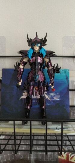 万代(BANDAI) 圣衣神话EX 黄金圣斗士 手办模型玩具 冥白羊座 史昂教皇套装 18cm 晒单图