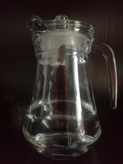 乐美雅 Luminarc 1.3升 玻璃水壶凉水杯饮料果汁茶壶 鸭嘴型 单只装 D6222 晒单图