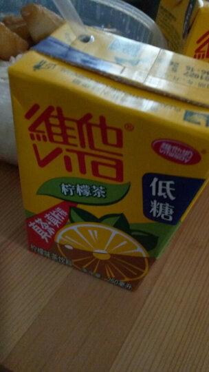 维他奶 维他低糖柠檬茶饮料250ml*24盒 整箱装 晒单图