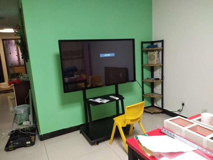 YCZX 教学一体机会议触摸屏电视电脑电子白板多媒体触摸一体机壁挂幼儿园商显触控机广告机 65英寸触摸一体机 i7/4G/120G固态 晒单图