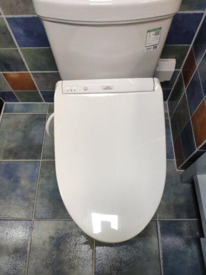 TOTO智能马桶盖 即热式洁身器妇洗器TCF791CS 卫洗丽TCF793CS同款 TCF791CS即热式 覆盖免费安装 晒单图