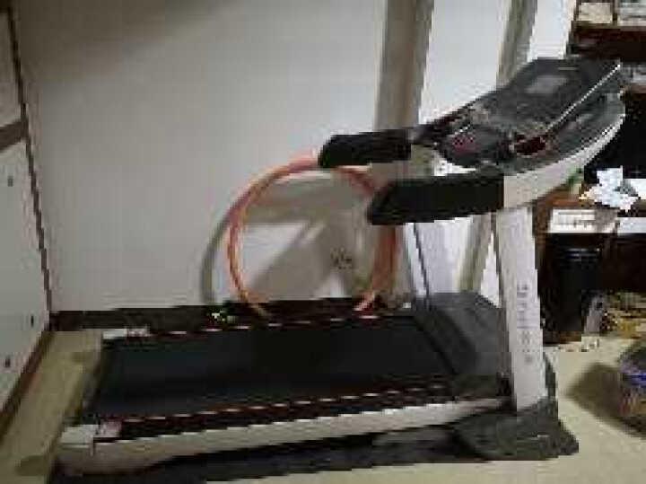 【装配一体】亿健(YIJIAN)跑步机 轻商用家用静音折叠健身器材 2020旗舰款 【爆卖款】10.1吋彩屏多功能/电动坡度/带按摩机 晒单图