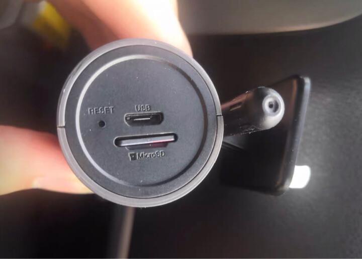 70迈智能行车记录仪1S 高清夜视大广角 停车监控 1080P无线互联WiFi 隐藏式安装 智能语音 1S标配版 晒单图