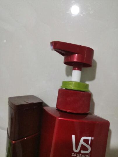 沙宣去屑洗发水水润去屑400ml(针对油头与头屑问题 洗发露 新老包装随机发放) 晒单图