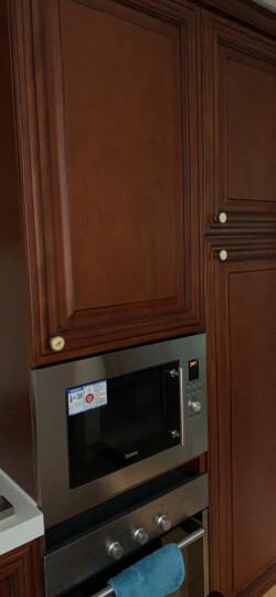 格兰仕嵌入式微波炉 光波炉 不锈钢内胆 23L 微波炉烤箱一体机 加热快节能XG(S0)-RR04 晒单图