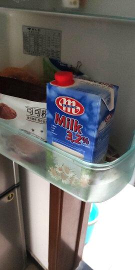 波兰进口 妙可Mlekovita 全脂牛奶纯牛奶 1L*12盒 整箱装 晒单图