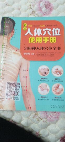 家庭艾灸保健必备手册:图解艾灸速查手册(附穴位挂图1幅) 晒单图