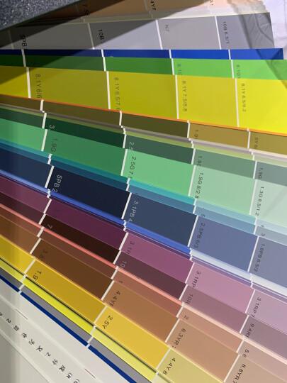 包顺丰 CBCC中国建筑色卡国家标准1026色卡GB\T18922-2008建筑油漆涂料国标千色卡 晒单图
