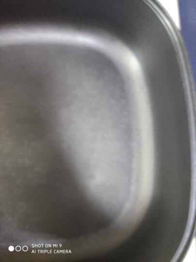 美的(Midea)电蒸锅多功能家用电火锅电煮锅电热锅高温蒸汽三层大容量10L可定时WSYH26A 晒单图