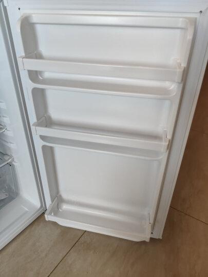 容声(Ronshen) 101升 单门小型迷你冰箱 一级能效 节能静音 家用租房宿舍客厅电冰箱 BC-101KT1 晒单图