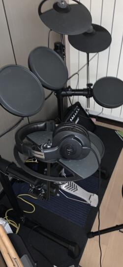 铁三角(Audio-technica)ATH-M50X WH 头戴式专业全封闭音乐HIFI耳机 白色 晒单图