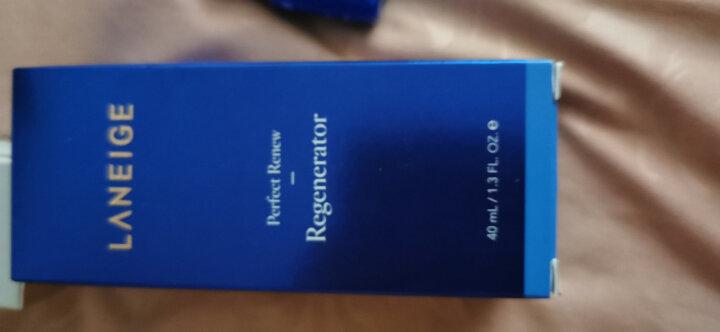 兰芝(LANEIGE) 致美紧颜修护霜50ml(护肤品面霜 保湿补水 提升肌肤紧致) 晒单图