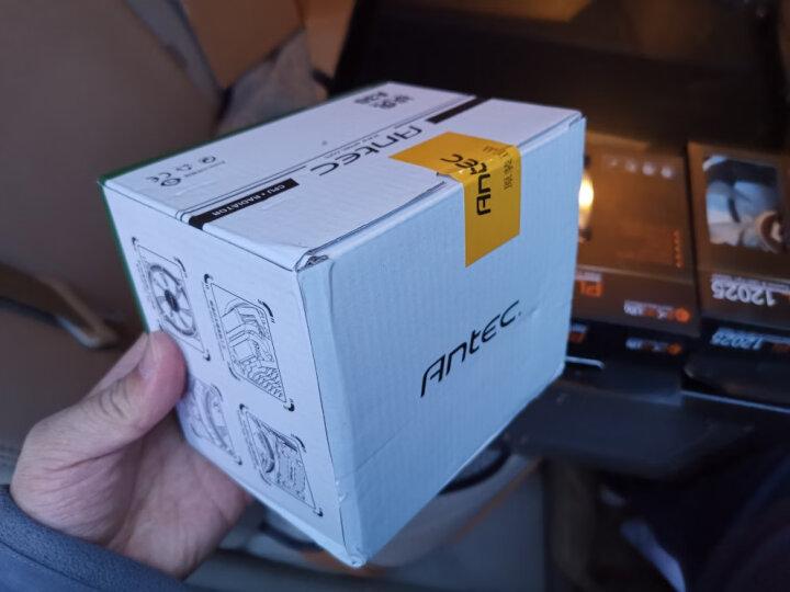 安钛克(Antec)战虎A30 CPU散热器 送导热硅脂硅胶(9cm LED风扇/多平台/超大散热鳍片组/电脑主机箱显卡风冷) 晒单图