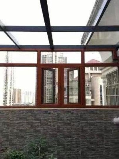 上海坚美金凯盾凤铝断桥铝门窗封阳台隔音窗铝合金门窗平开窗推拉窗定制窗户阳光房定制 定制有礼 晒单图
