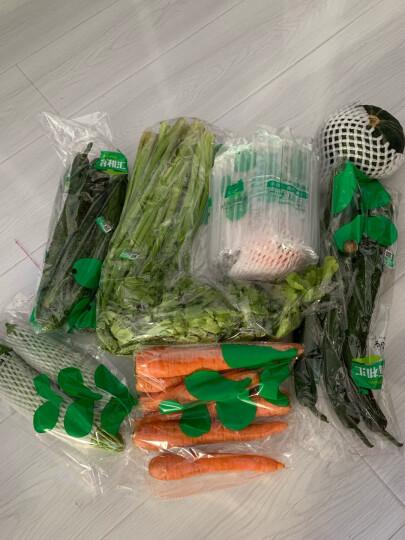 有机汇 有机苦瓜 新鲜蔬菜 榨汁凉拌 供港有机蔬菜 250g 晒单图