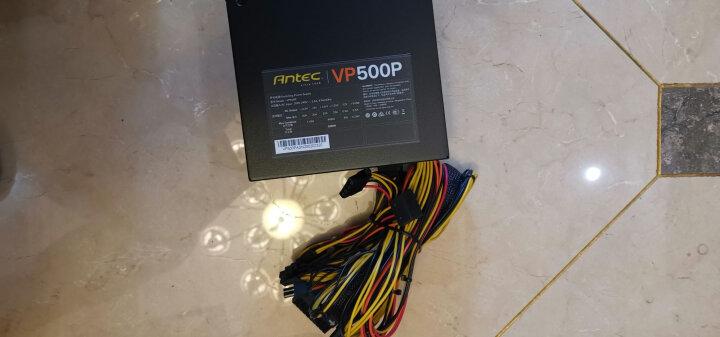 安钛克(Antec)VP450 台式机电脑主机机箱电源450W(53万好评VP系列/静音风扇/2年换新只换不修) 晒单图