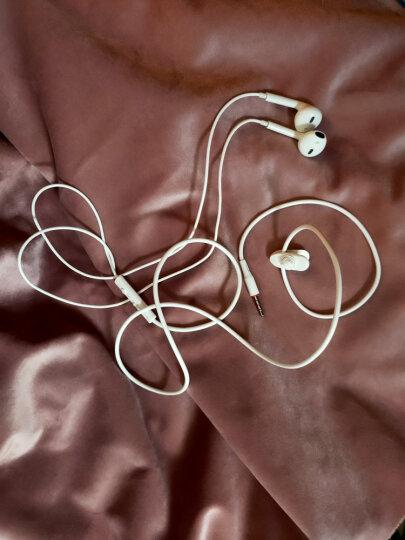 Coolv耳机有线入耳式耳机适用oppo华为vivo苹果一加荣耀小米安卓平板电脑降噪唱歌圆孔手机耳麦 通用k歌游戏音乐语音通话耳麦 晒单图