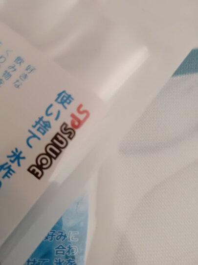 NISHIKI 日本自封口制冰袋 一次性冰格制冰袋冰块模具 3包30片720格 晒单图