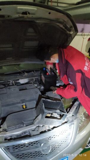 骆驼(CAMEL)汽车电瓶蓄电池55519(2S) 12V 马自达2/MG3/福特嘉年华/上海华普海迅 以旧换新 上门安装 晒单图