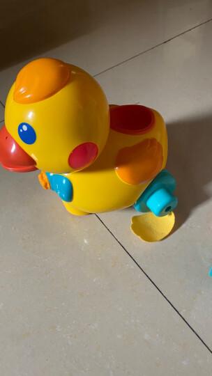 澳贝(AUBY)儿童玩具婴幼儿学爬玩具乖乖小鸭下蛋鸭子引导爬行学步儿童节礼物(新旧配色随机发货)461146 晒单图
