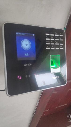中控智慧(ZKTeco) U160 指纹考勤机 专业型高速打卡机 WIFI传输大容量 晒单图