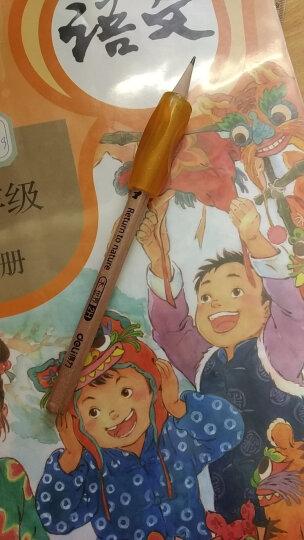 得力(deli)铅笔保护套握笔器儿童笔帽延长器笔盖笔套 学生用品 69361可拼接铅笔套 单个价 晒单图