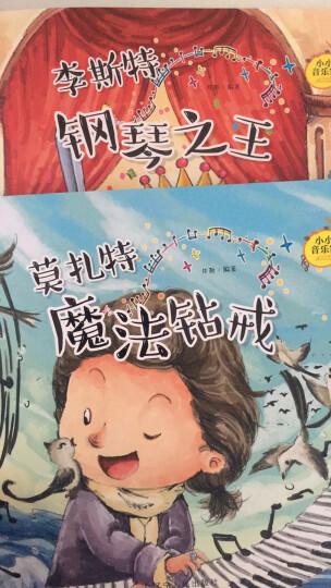 小小音乐家丛书:李斯特 钢琴之王 晒单图
