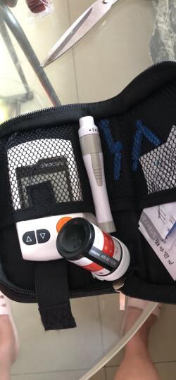 【十万好评】三诺(SANNUO)三诺易准血糖仪家用医用语音免调码血糖试纸 GA-3型糖尿病血糖试纸 150试纸(无仪器)+150针头棉片 晒单图