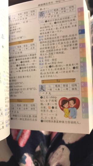 小学生成语词典(新课标)(彩图版) 晒单图
